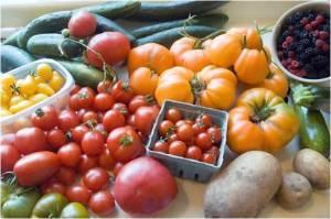 annual veggies