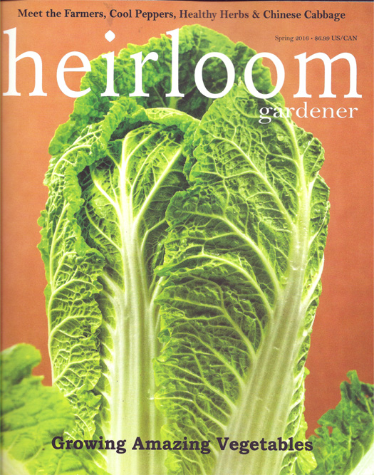 Heirloom Gardener Spring 20161A